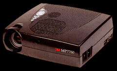 3M Projector MP7760